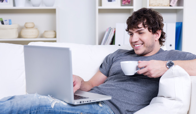 relax and sell your items online